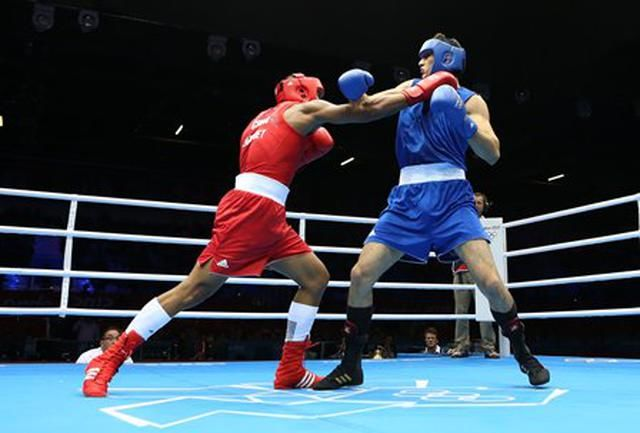 بوکسور قزوینی با شکست حریف لهستانی به المپیک نزدیک شد