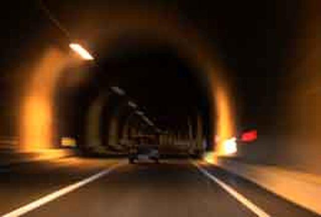 تونل حیران در محور اردبیل مسدود میشود