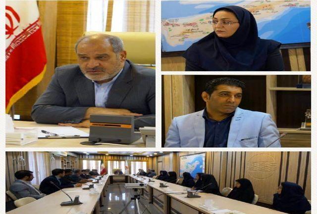 مدیر جدید امور حقوقی و قراردادهای سازمان منطقه آزاد قشم منصوب شد