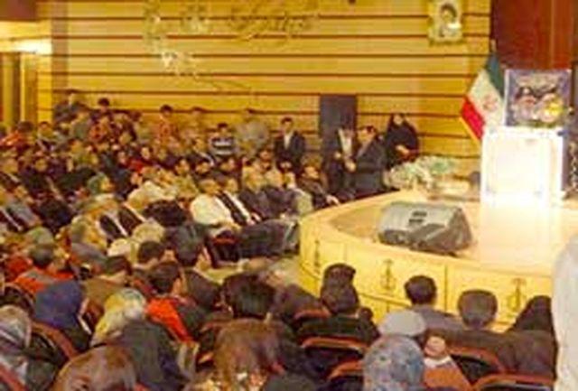تجلیل از برترین های ورزش همگانی استان البرز