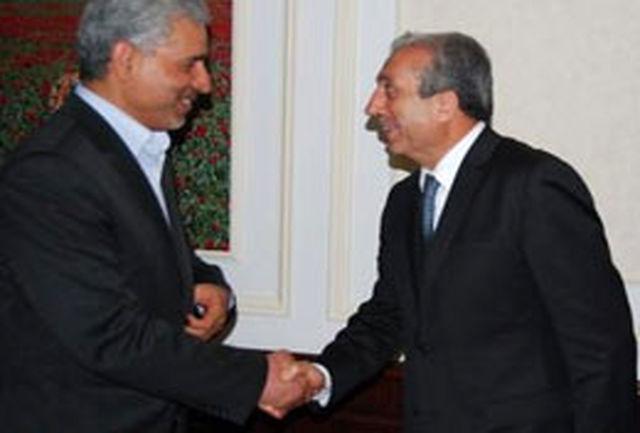 راههای توسعه و تعمیق همکاریهای کشاورزی ایران و ترکیه بررسی شد