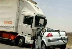 ۶ کشته و زخمی در حادثه رانندگی محور ایلام - مهران
