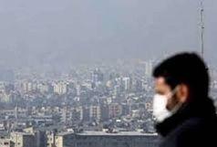 افزایش آلاینده ها و وزش باد در البرز پیش بینی می شود