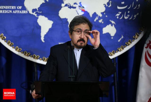 ایران جنایت تروریستهای تکفیری در سوریه را محکوم کرد