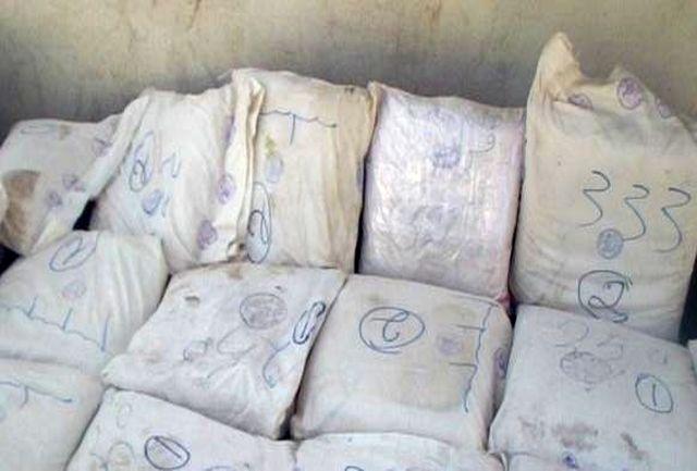 کشف 181 کیلو انواع مواد مخدر و دستگیری 10 قاچاقچی