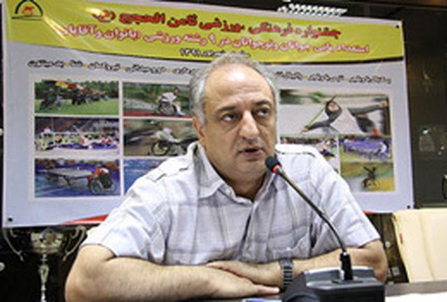 هادی رضایی: جشنواره استعدادیابی فراتر از حد انتظار برگزار شد