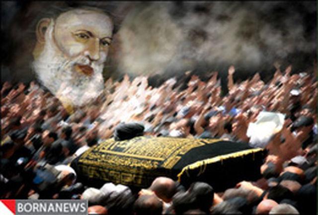نخستین سالگرد ارتحال علامه فضل الله در پایتخت برگزار میشود