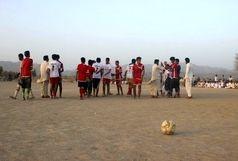 مسابقات مینی فوتبال جام رمضان در شهرستان خواف به پایان رسید