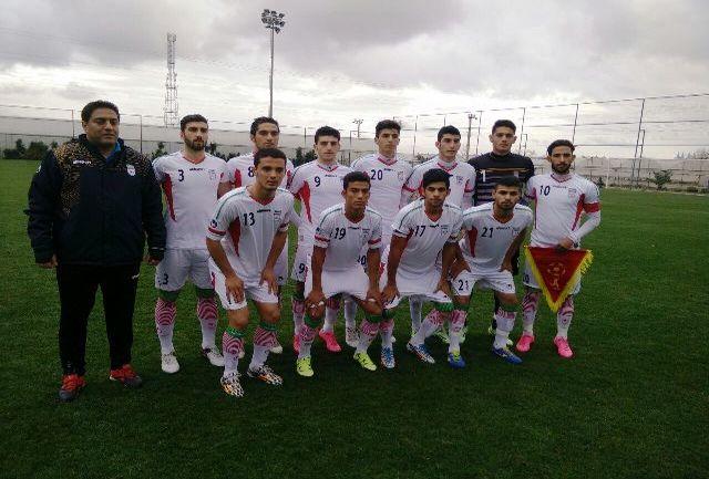 پیروزی شاگردان پیروانی مقابل تیم بزرگسالان آلومینیوم اراک