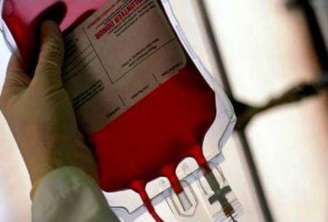 افراد دارای خون نادر در بانک اطلاعات خونهای نادر نام نویسی کنند
