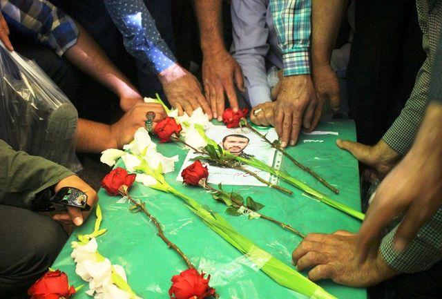 پیکر پاک 11 شهید مدافع حرم در قم تشییع میشود