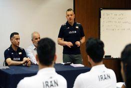 کولاکوویچ: تیم ملی والیبال میتواند به مرحله نهایی لیگ جهانی صعود کند