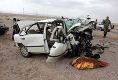 واژگونی سمند 3 کشته و9 مجروح بر جای گذاشت