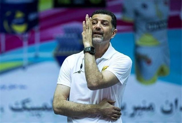 عطایی: صعود به مرحله دوم بازی های المپیک دستاورد بزرگی است