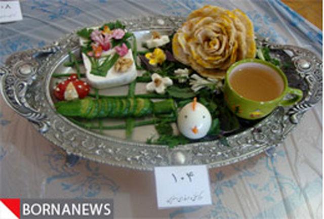جشنواره صبحانه سالم در خراسانشمالی برگزار شد