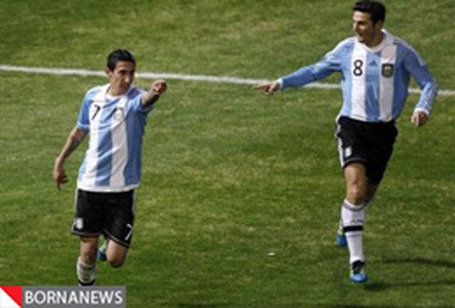 مادریدیها آرژانتین را راهی دور بعد کردند