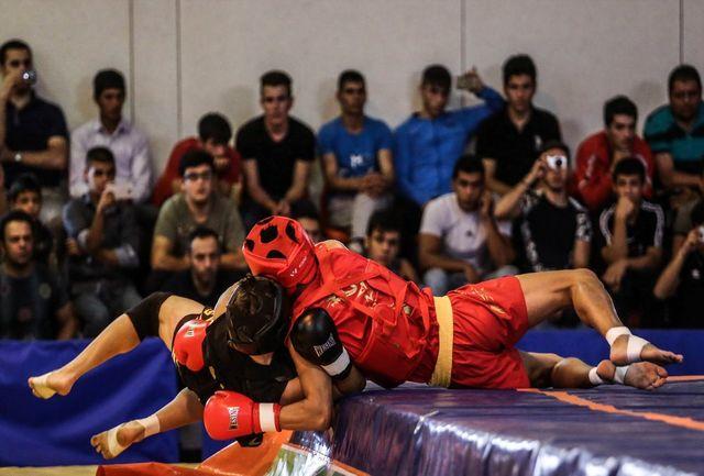 برگزاری مسابقات انتخابی تیم ملی ووشو دانشجویان