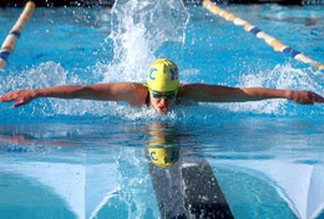 حضور شناگر جوان چهارمحالی در اردوی تیم ملی