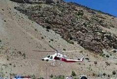 انتقال 13 بیمار در آخرین هفته تیر ماه به مراکز درمانی طی انجام 5 سورتی پرواز