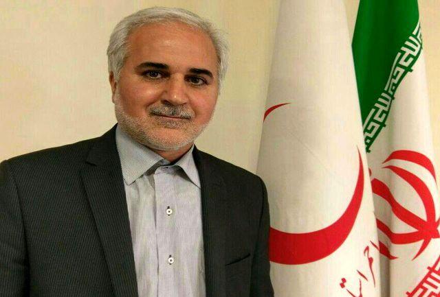 اسکان 21هزار زائر اربعین در پایگاه های هلال احمر همدان