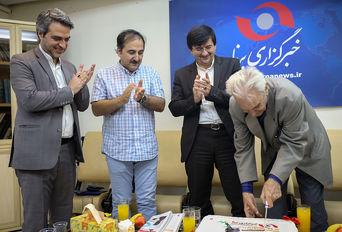 جشن روز خبرنگار در خبرگزاری برنا