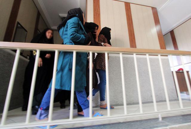 دستگیری زن بوشهری بی حجاب