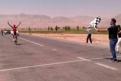 غزال تیزپای لرستان باردیگرخوش درخشید / قهرمانی ''آروین معظمی گودرزی''در مسابقات