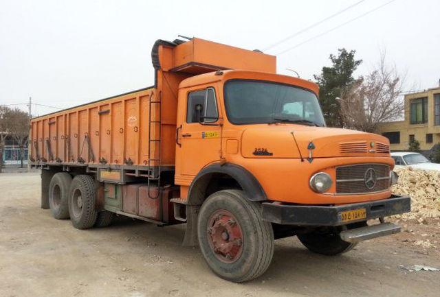 نارضایتی کامیونداران از بدقولی مسوولان