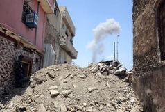 پرتاب اشتباهی بستههای کمکی برای داعش!