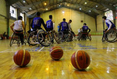 حضور سه ورزشکار استان مرکزی در اردوی تیم ملی بسکتبال با ویلچر