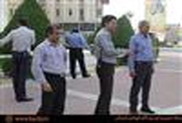 اجرای 41 هزار متر مربع پیاده روسازی در منطقه یک بندرعباس
