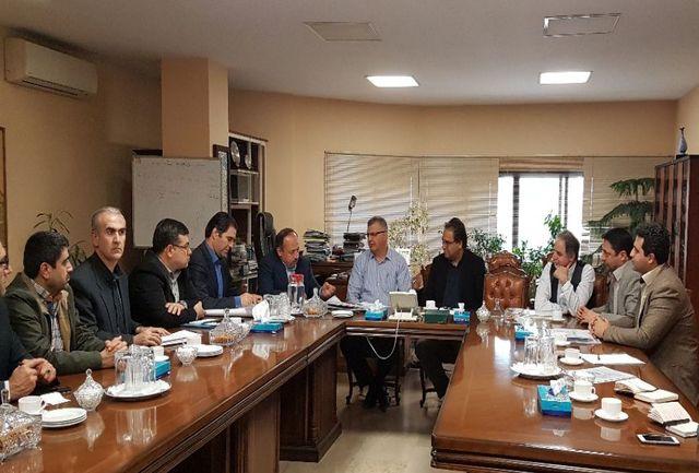 برگزاری جلسه هماهنگی موزه تاریخ تمدن جهان اسلام در قزوین
