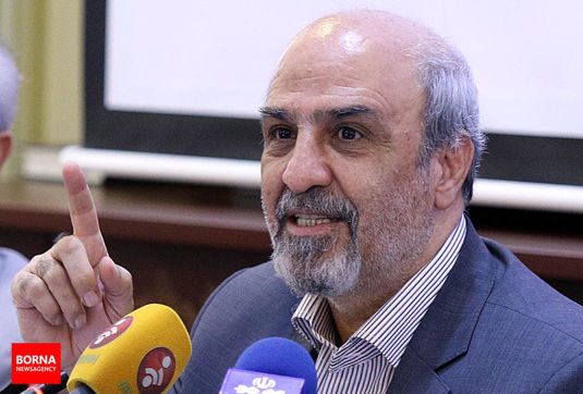 دکتر گودرزی: ایران به عنوان امن ترین کشور منطقه است/ آمادگی میزبانی کلیه مسابقات بین المللی را داریم