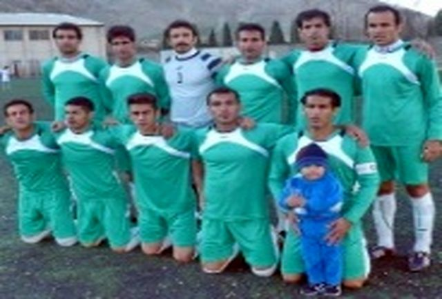 خیبر خرم آباد بر ایران جوان خورموج به پیروزی دست یافت