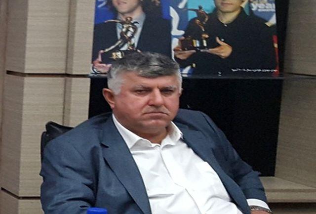 عبدالخالق مسعود: از امکانات آکادمی ملی فوتبال استفاده خواهیم کرد