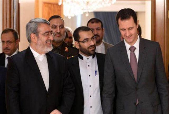انتقاد بشار اسد و رحمانی فضلی از برخی کارشکنیها