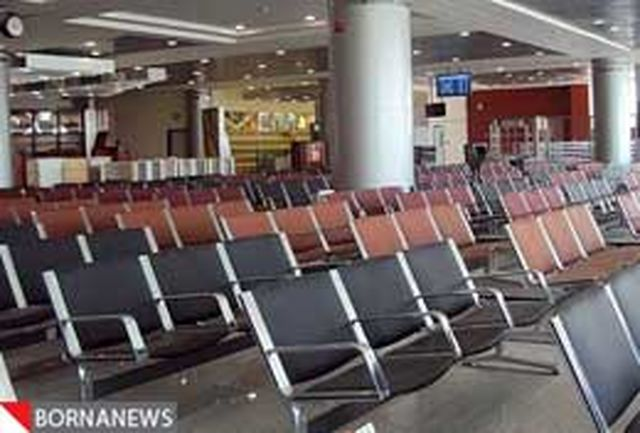 افتتاح ترمینال جدید فرودگاه مدینه