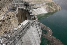 حجم آبهای روان ۱۸۰ میلیون مترمکعب کاهش یافت
