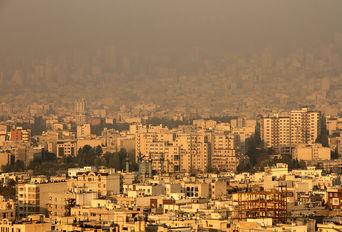 آلودگی هوای پایتخت