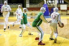 مشکل اعزام تیم بسکتبال نوجوانان دختر با مساعدت سلطانیفر برطرف شد