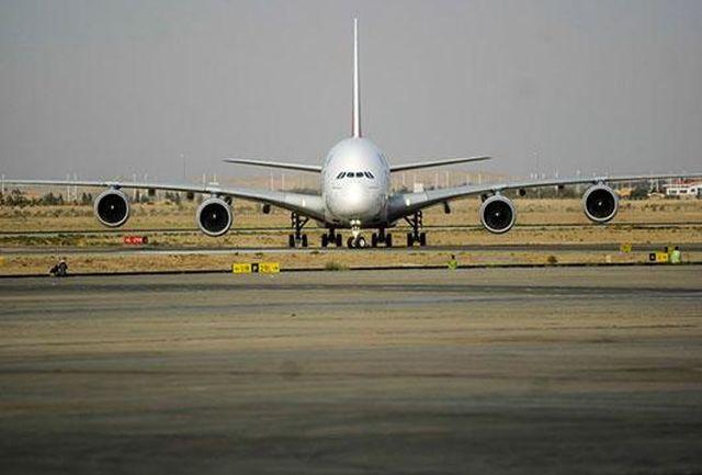 فرود اضطراری هواپیمای خطوط هوایی مالزی در جنوب هند