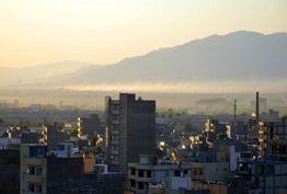 پنجمین روز متوالی آلودگی هوای تبریز