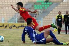 تقسیم امتیازات در دربی خوزستان