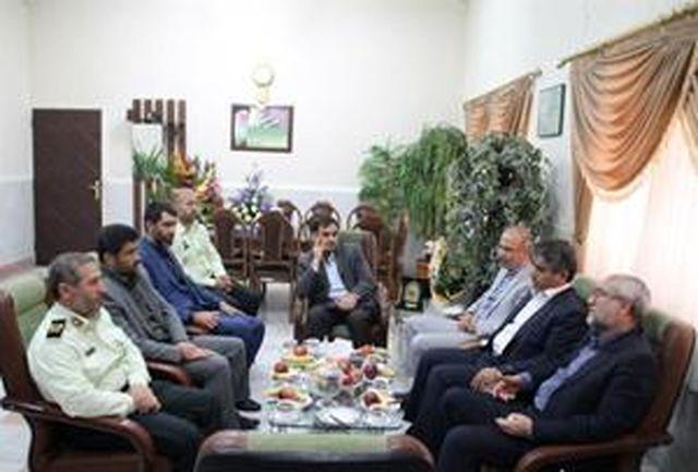 تشکیل کارگروه مشترک قضایی و انتظامی در البرز