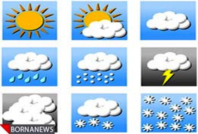 ورود سامانه بارشی به کشور از روز سه شنبه