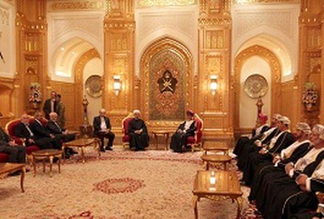 روابط ایران و عمان میتواند نمونهای برای توسعه روابط بین کشورهای منطقه باشد