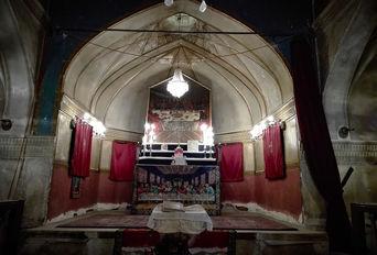 بنای تاریخی کلیسای ارامنه در شیراز