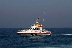 شش دریانورد ایرانی در آب های جزیره کیش نجات یافتند