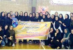 برگزاری مسابقات آمادگی جسمانی بانوان انتخابی استان