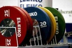 دانشجوی دانشگاه آزاد کرج در اردوی تیم ملی وزنه برداری حضور یافت